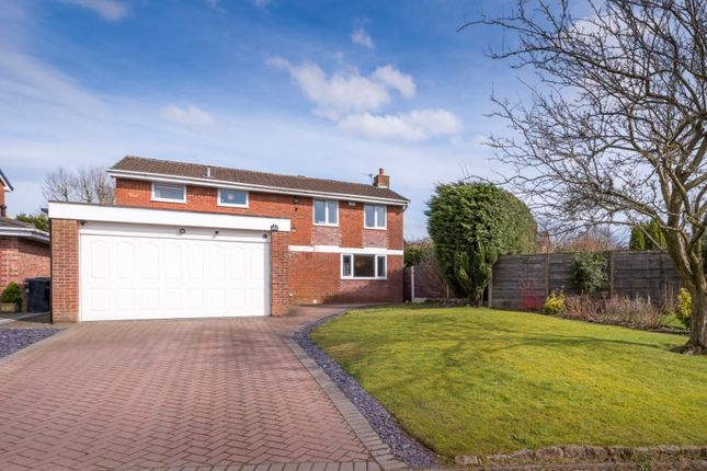 Thumbnail Detached house to rent in Bradshaw Meadows, Bolton