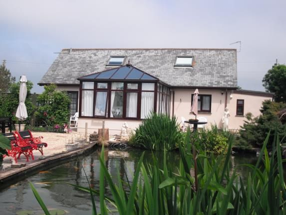 Thumbnail Bungalow for sale in The Lizard, Helston, Cornwall