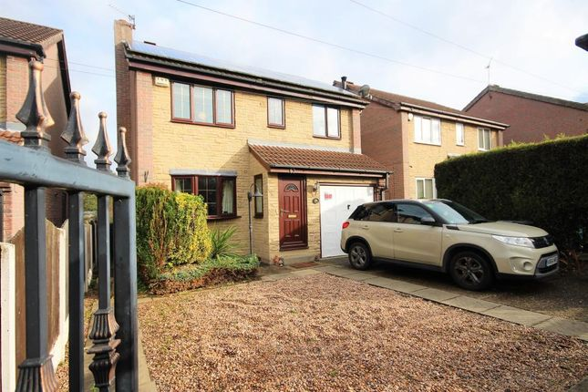 Thumbnail Detached house for sale in Knowle Road, Worsbrough, Barnsley