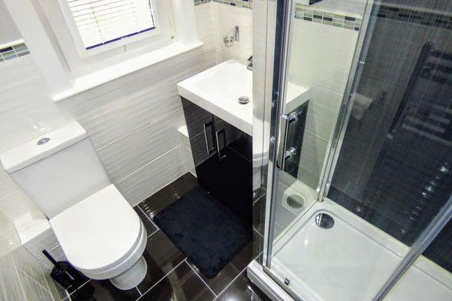 Shower Room of Whitehill Crescent, Carluke ML8
