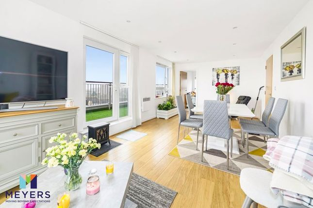 Thumbnail Flat for sale in Avenel Way, Baiter Park, Poole