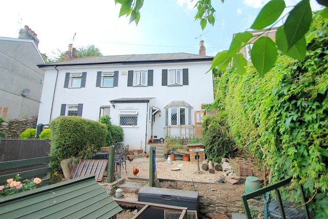 Thumbnail Semi-detached house for sale in Priory Road, Plymouth