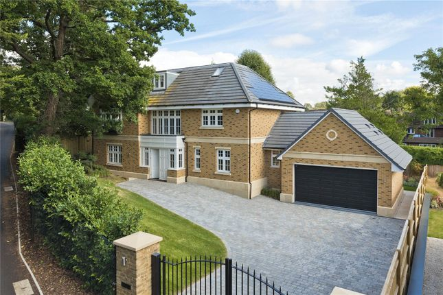 Thumbnail Detached house for sale in Pelhams Walk, Esher, Surrey