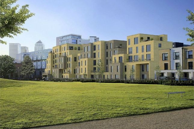 Thumbnail Flat for sale in Euler House, 4 Axio Way, Furze Street, Bow