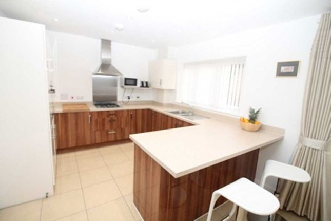 Thumbnail End terrace house to rent in Egbert Close, Hornchurch