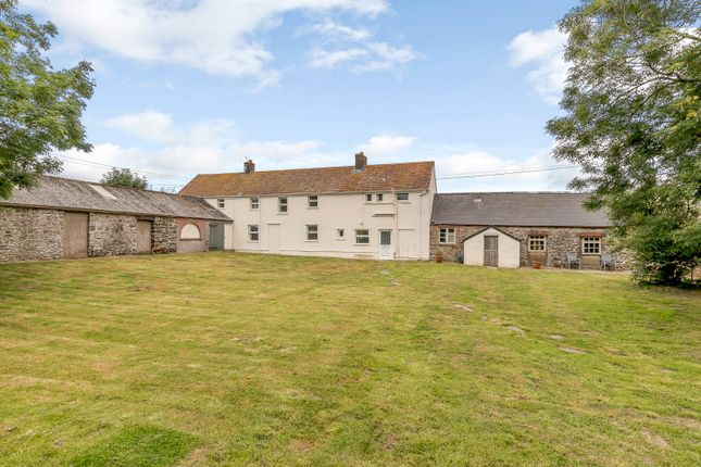 Thumbnail Barn conversion for sale in Harp Makers Farm, Wolfscastle, Haverfordwest, Pembrokeshire