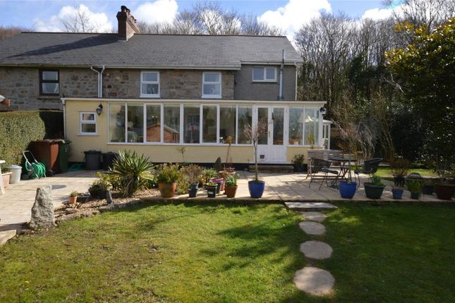 Thumbnail Semi-detached house for sale in Ramsgate, Camborne, Cornwall