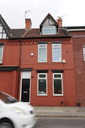 Thumbnail Flat to rent in Wellington Road, Wavertree, Liverpool, Merseyside