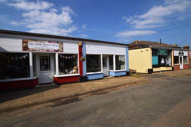 Thumbnail Commercial property for sale in Walcott Road, Bacton, Norwich