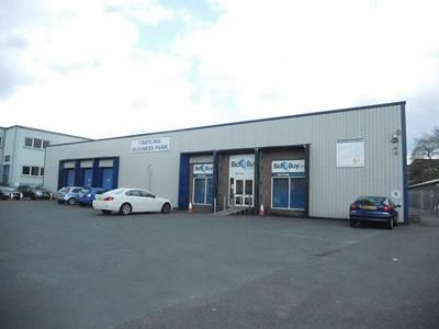 Thumbnail Light industrial to let in And A6, Fraylings Business Park, Davenport Street, Burslem, Stoke-On-Trent, Staffordshire