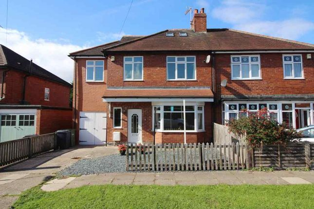 Thumbnail Semi-detached house to rent in Oakland Avenue, York