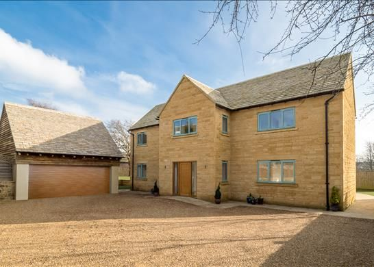 Thumbnail Detached house for sale in Lavender Drive, Chipping Campden, Gloucestershire