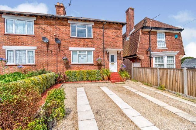 Thumbnail Semi-detached house for sale in Mayfield Road, Southampton, Hampshire