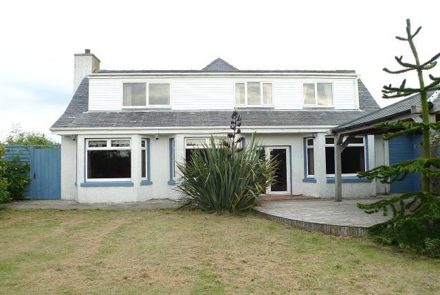 Thumbnail Detached house for sale in 18A Aignish, Point, Isle Of Lewis