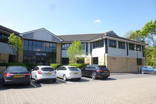 Thumbnail Office for sale in Clare Hall, Suite 3, Parsons Green, St Ives Business Park, St. Ives, Cambridgeshire