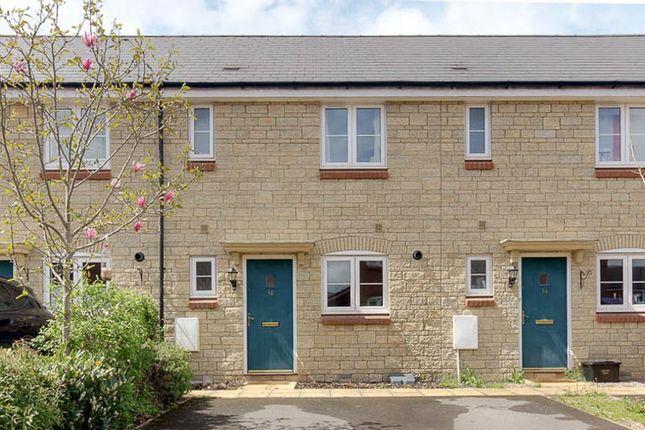 Thumbnail Terraced house to rent in Linnet Lane, Melksham