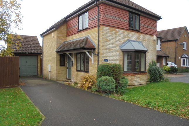 Thumbnail Detached house to rent in Shipley Mill Close, Ashford, Kent