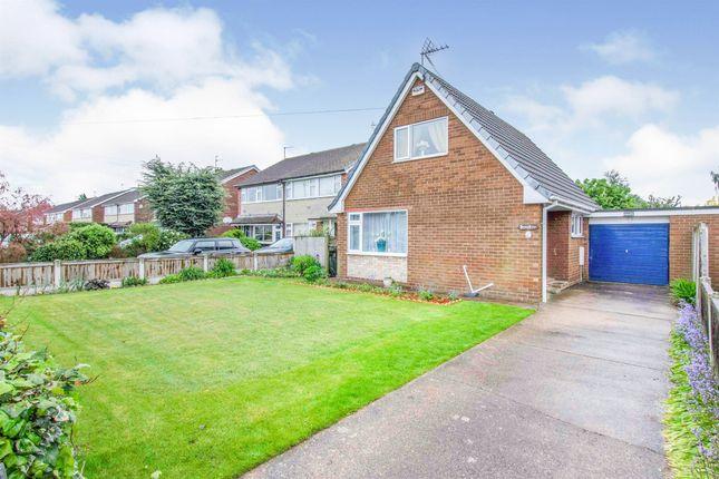 Thumbnail Detached bungalow for sale in Menson Drive, Hatfield, Doncaster