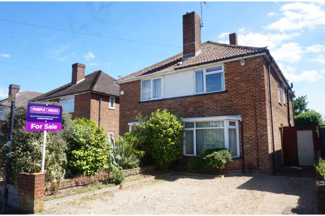 Thumbnail Semi-detached house for sale in Alexandra Road, Shirley, Southampton