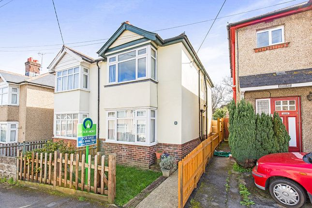 Thumbnail Semi-detached house for sale in Roberts Road, Totton, Southampton