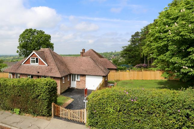 Thumbnail Detached bungalow for sale in Prospect Road, Heathfield