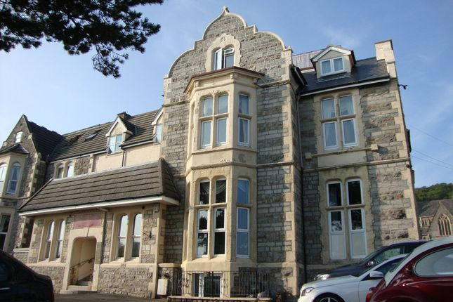 Thumbnail 3 bedroom flat for sale in Atlantic Road South, Weston-Super-Mare