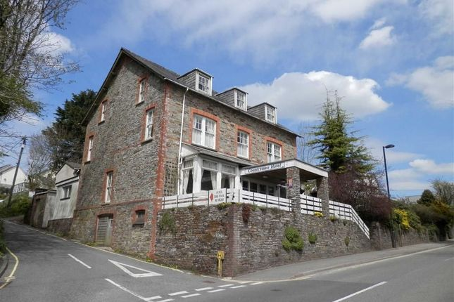 Thumbnail Hotel Guest House For Sale In Countryman Victoria Road Camelford