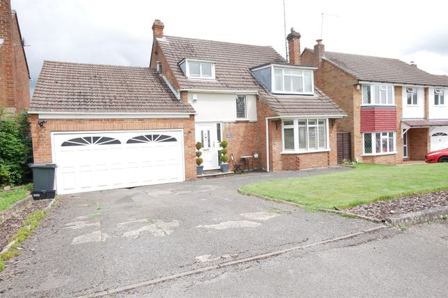 Thumbnail Detached house to rent in Homewood Avenue, Cuffley, Potters Bar