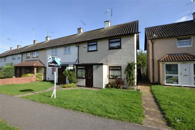 Thumbnail End terrace house for sale in Collingwood Terrace, Basildon, Essex