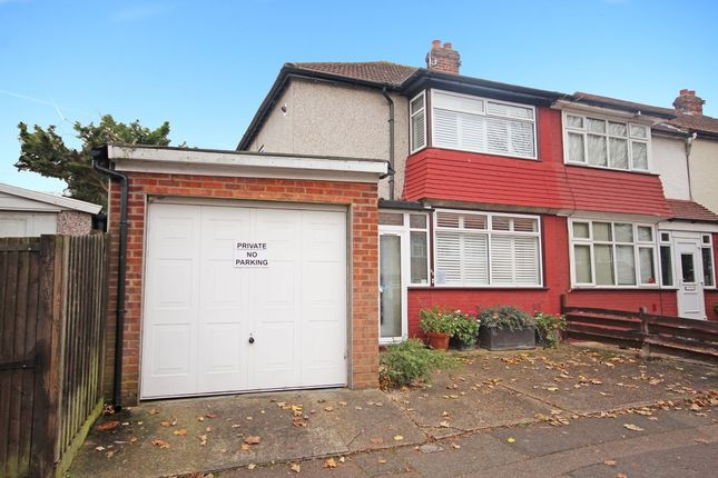 Thumbnail End terrace house for sale in Malvern Gardens, Loughton