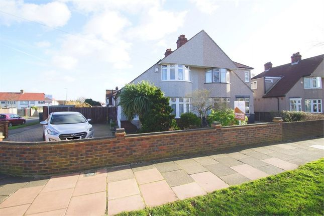 Thumbnail Semi-detached house for sale in Burnt Oak Lane, Sidcup