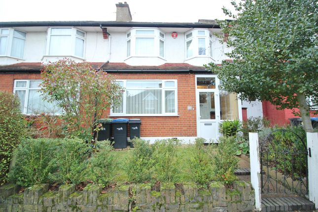 Thumbnail Terraced house for sale in First Avenue, Enfield