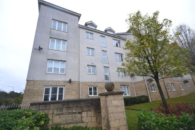 Thumbnail Flat to rent in Queens Crescent, Livingston, West Lothian EH54 8Ef