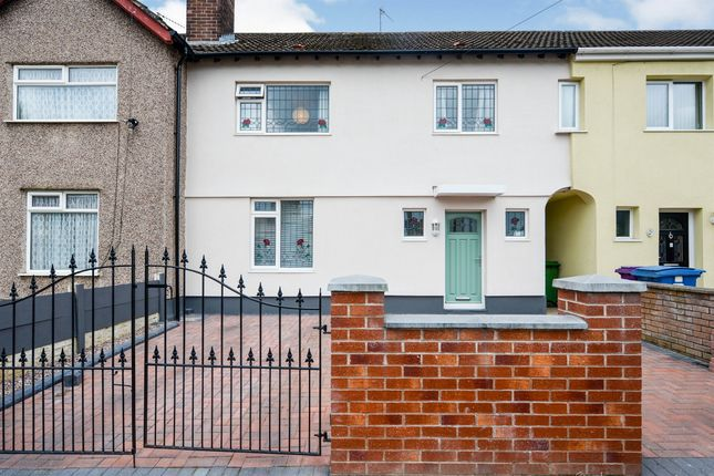 Thumbnail Terraced house for sale in Caldwell Road, Allerton, Liverpool