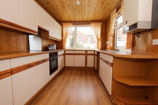 Kitchen of Randolph Street, Saltburn-By-The-Sea TS12