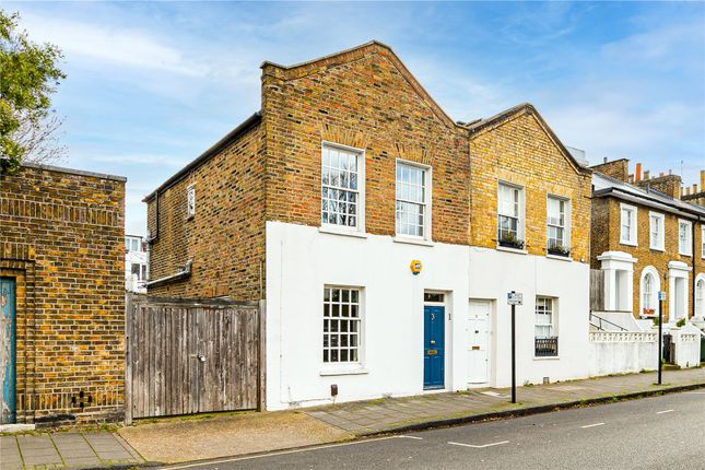 Thumbnail Semi-detached house for sale in Clapham Manor Street, London
