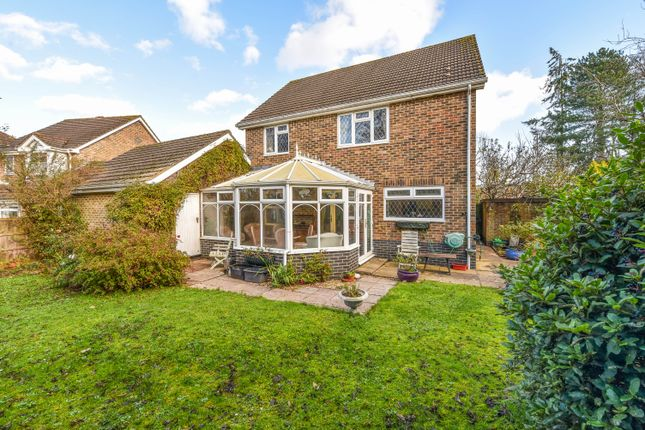 Thumbnail Detached house for sale in Kennet Road, Petersfield