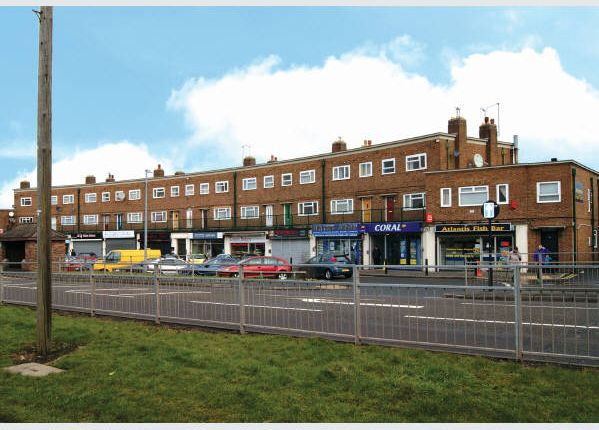 Thumbnail Block of flats for sale in The Parade, Donnington, Telford