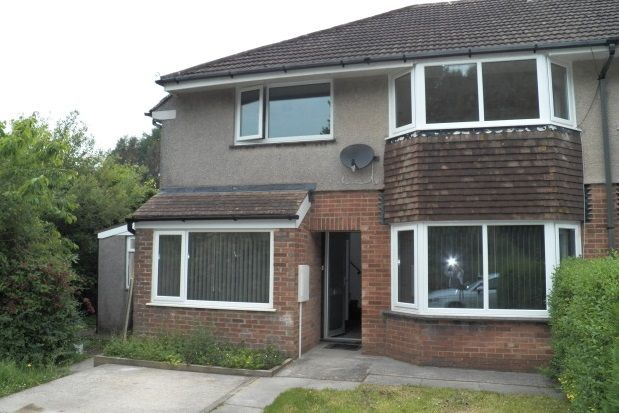 Thumbnail Property to rent in Nash Avenue, Carmarthen