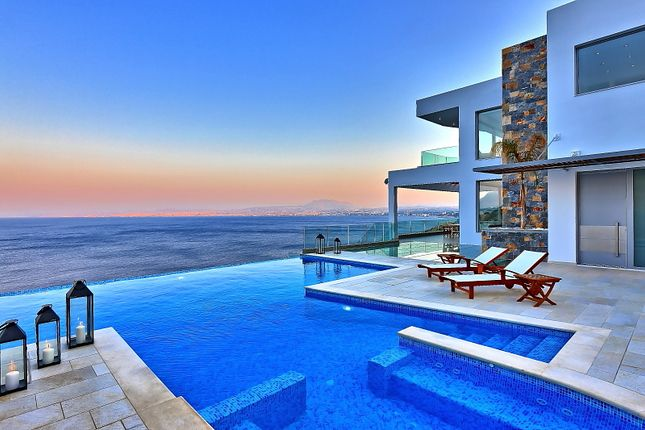Properties for sale in heraklion crete greece for Greece waterfront property for sale