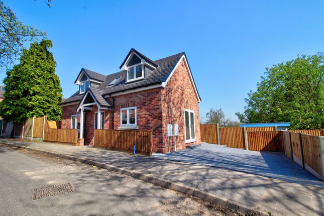 Thumbnail Detached house for sale in Starthe Bank, Heanor, Derbyshire