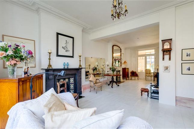 Thumbnail Terraced house for sale in Addington Road, Stroud Green, London