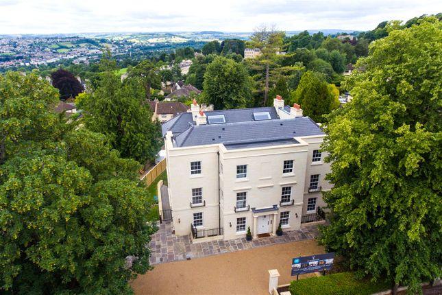 Thumbnail Flat for sale in Apartment 4, Beckford Gate, Lansdown Road, Bath