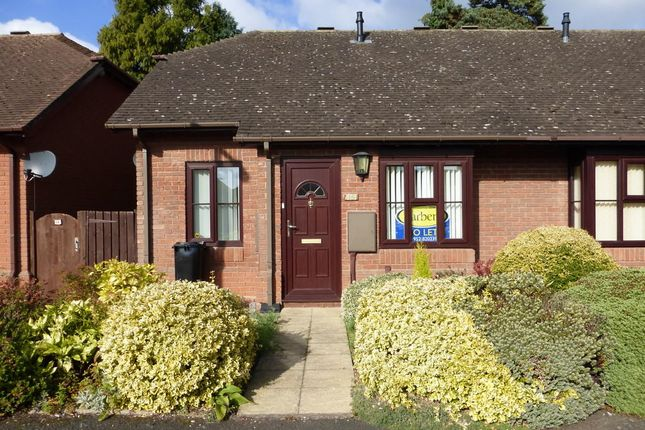 Thumbnail Terraced bungalow to rent in Beechurst Gardens, Albrighton, Wolverhampton