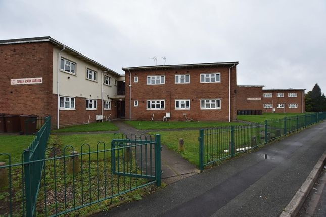 3 bed flat for sale in Green Park Avenue, Bilston WV14