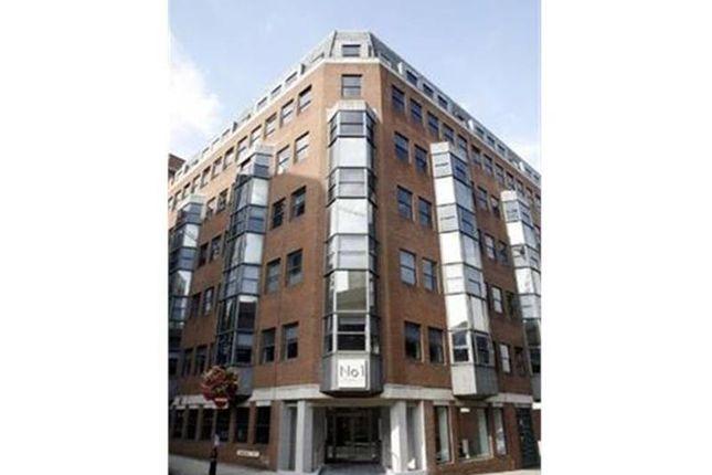 Office to let in One, Cornwall Street, Birmingham, West Midlands