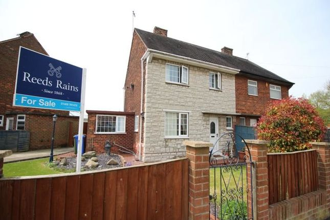 Thumbnail Semi-detached house to rent in Gatesby Road, Goole