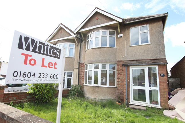 Thumbnail Property to rent in Greenhills Road, Kingsthorpe, Northampton