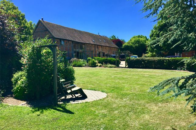 Thumbnail Detached house for sale in Green Barn, Bushley Green, Bushley, Tewkesbury, Gloucestershire