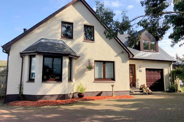 Thumbnail Detached house for sale in Strathbank House, 9 Tynribbie Place, Appin